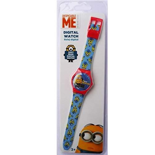Minions ich einfach unverbesserlich Digitale Armbanduhr one in a Minion