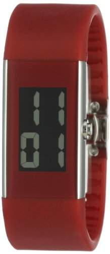 Rosendahl Damen-Armbanduhr Watch II Digital rot 43128