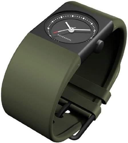 Rosendahl Damen-Armbanduhr Analog Quarz Plastik 43263