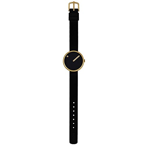 Rosendahl Unisex Armbanduhr Picto Analog Quarz Kautschuk 43385
