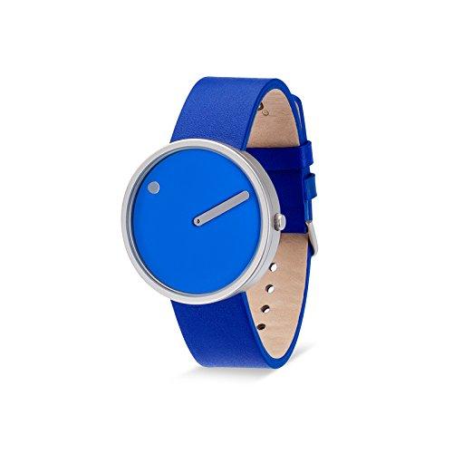 Rosendahl Unisex Armbanduhr Picto Analog Quarz Silikon 103982