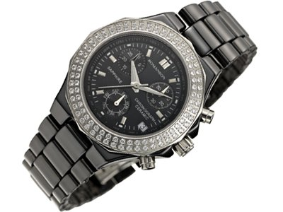 Romanson Sports TM1231QM1BA32W Chronograph