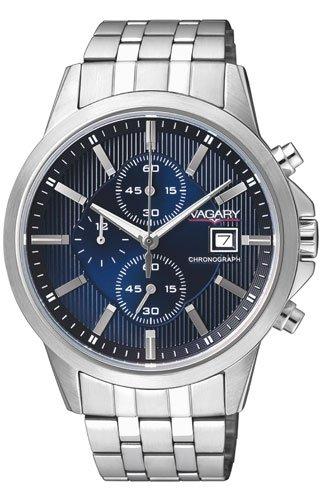 Uhr Chronograph Herren Vagary by Citizen Trendy Cod IA9 110 71