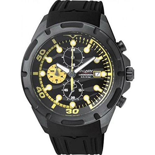 Chronograph Vagary by Citizen fuer Herren IA8 946 50 Stil Laessige Cod IA8 946 50