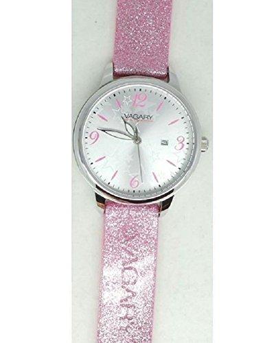 Uhr Vagary Girl Pink Gummi