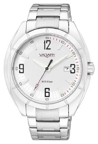 Vagary Armbanduhr Analog Quarz Edelstahl ID9 116 11
