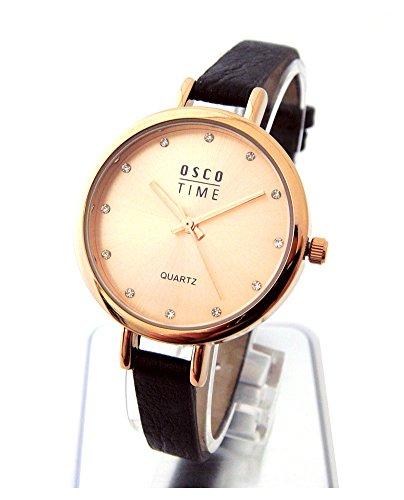 OSCO Leder Cosmopolitan Trend Rose 06182001