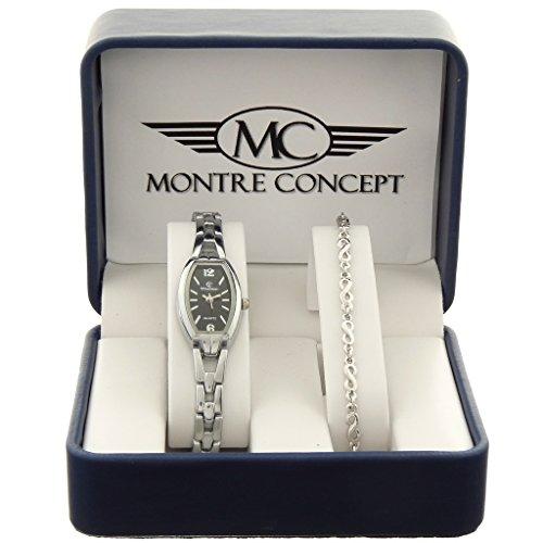 Montre Geschenkbox Concept Geschenkschatulle mit Armband Referenz mccb6 mcchc9 noir