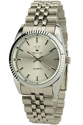 Montre Concept Uhr analog Frau Armband metall silber gehaeusering rund farbe silber zifferblatt silber MVS 2 00038