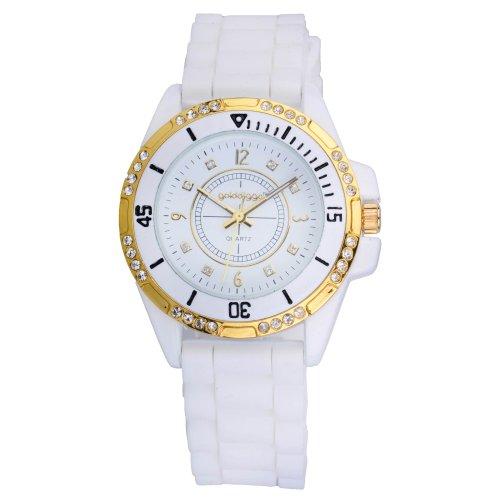 Golddigga Damen Armbanduhr Silikon WA145546
