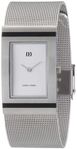 Danish Design Herren-Armbanduhr Analog Quarz Edelstahl 3314404