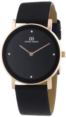 Danish Design Damen-Armbanduhr XS Analog Quarz Leder 3320184