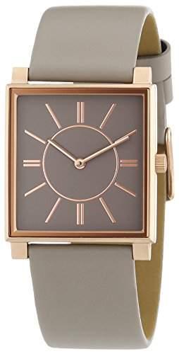 Danish Design Damen-Armbanduhr Analog Quarz Leder 3320192
