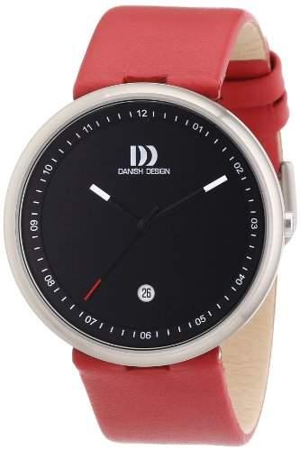 Danish Design Damen-Armbanduhr Analog Quarz Leder 3324502