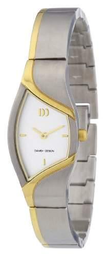 Danish Design Damen-Armbanduhr XS Analog Quarz Titan 3326537