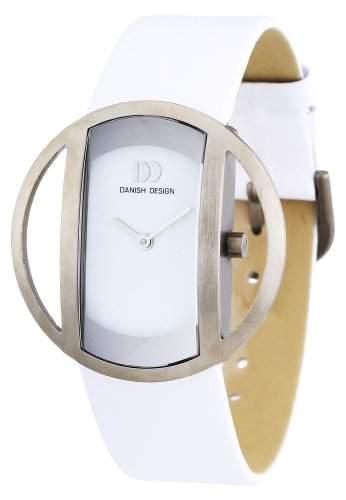Danish Design Damen-Armbanduhr Analog Quarz Leder 3326558