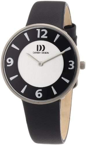 Danish Design Damen-Armbanduhr XS Analog Quarz Leder 3326582