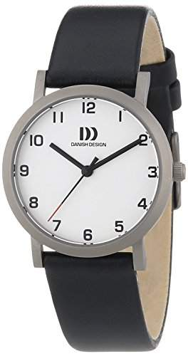 Danish Design Damen-Armbanduhr XS Analog Quarz Leder 3326600