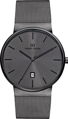 Danish Design IQ64Q971 Analog Quarz Edelstahl IQ64Q971