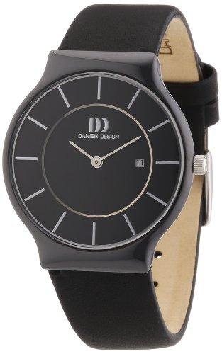 Danish Design Unisex Armbanduhr Analog Quarz Leder 3314422
