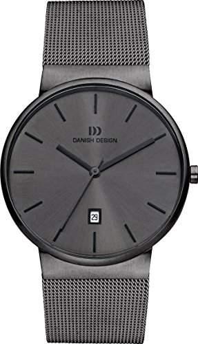 Danish Design Herren-Armbanduhr IQ64Q971 Analog Quarz Edelstahl IQ64Q971