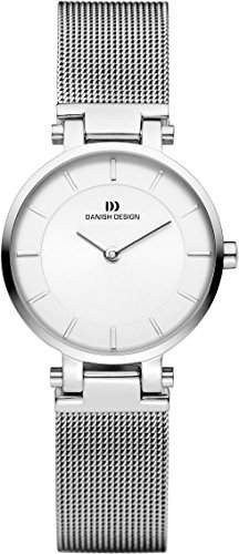 Danish Design Damen-Armbanduhr IV62Q1089 Analog Quarz Edelstahl IV62Q1089