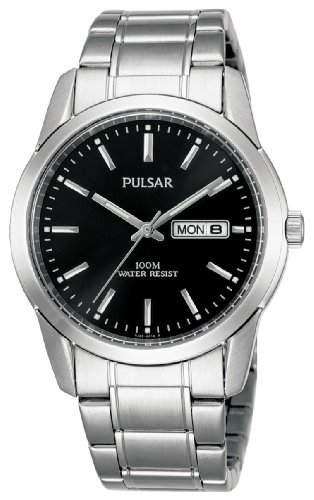 Pulsar Herrenarmbanduhr Pulsar Kollektion Klassik PJ6021X1