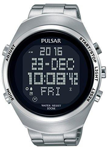 Pulsar Herren Armbanduhr PQ2055X1