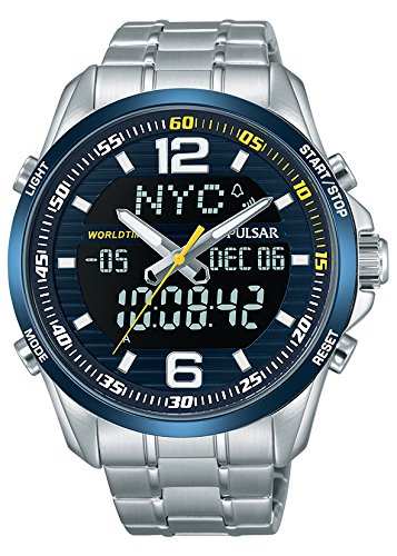 Pulsar Herren Armbanduhr PZ4003X1