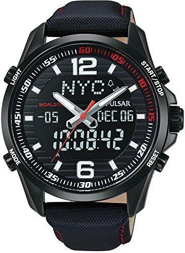 Pulsar Herren Armbanduhr PZ4009X1