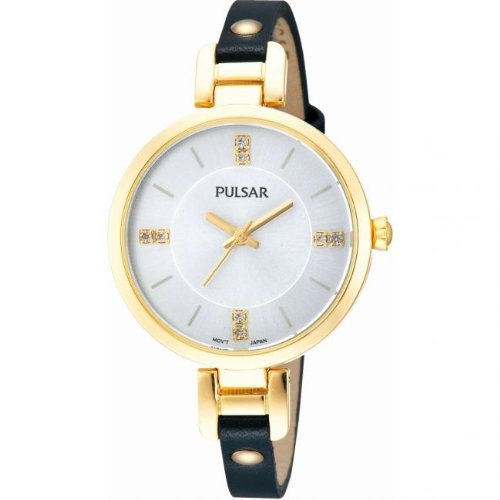 PULSAR DAMEN 32MM MINERAL GLAS UHR PH8036X1