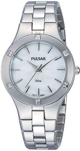 Pulsar Analog Quarz Edelstahl PH8043X1
