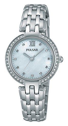 Pulsar Analog Quarz Edelstahl PH8163X1