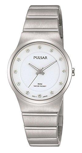 Pulsar Analog Quarz Edelstahl PH8175X1