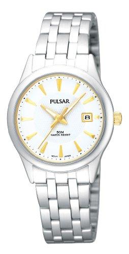 Pulsar Uhren XS Klassik Analog Edelstahl PH7157X1