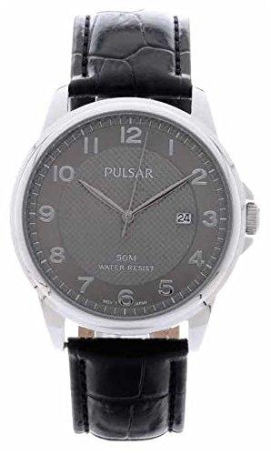 Pulsar Gents Stainless Steel Watch