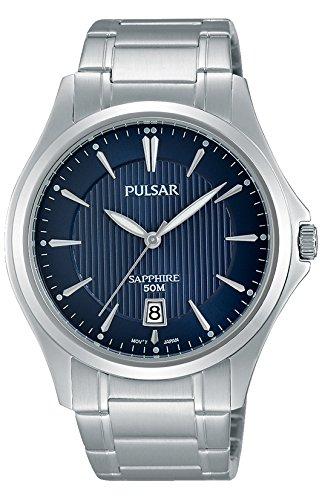 Pulsar Analog Quarz Edelstahl PS9385X1