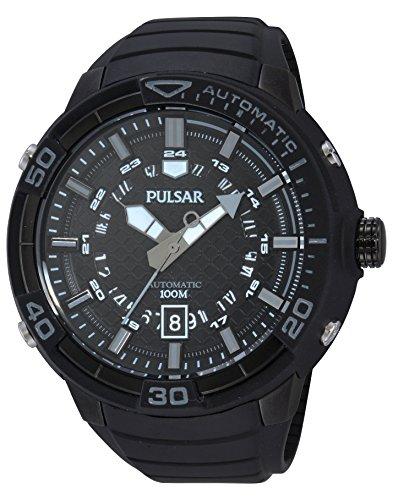 Pulsar XL Sport Analog Automatik Edelstahl PU4057X1