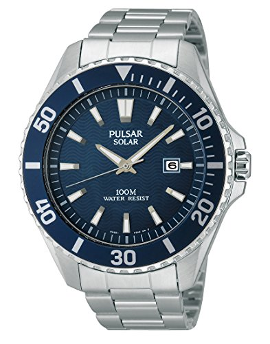 Pulsar XL Sport Analog Quarz Edelstahl PX3033X1