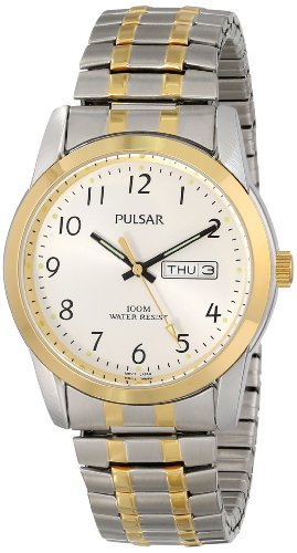 Pulsar Herren PJ6052 Expansion Armbanduhr
