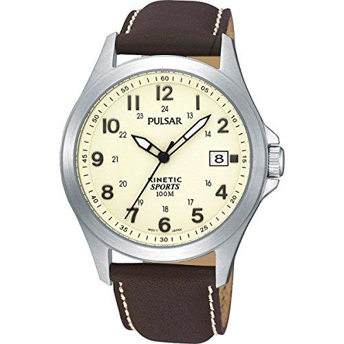 Pulsar PAR167X1 Armband aus Edelstahl