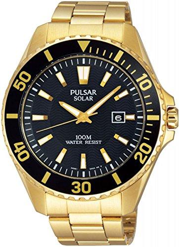 Pulsar uhren Solar PX3034