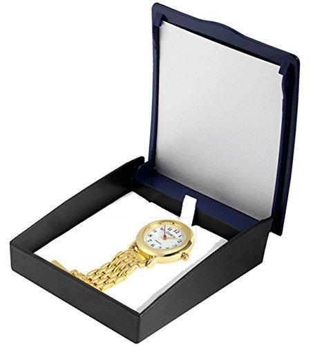 Ansteckbare Krankenschwester Uhr mit Geschenkbox