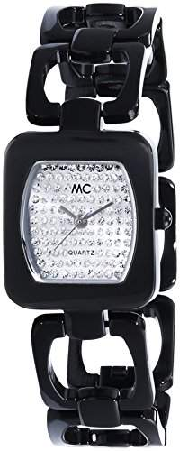 MC Timetrend Damen-Armbanduhr Analog Quarz Messing 51357