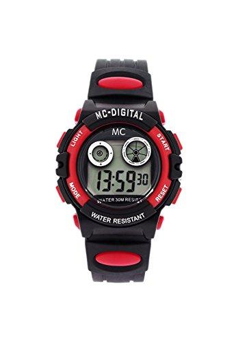 MC Timetrend Unisex Jugend Armbanduhr 30470