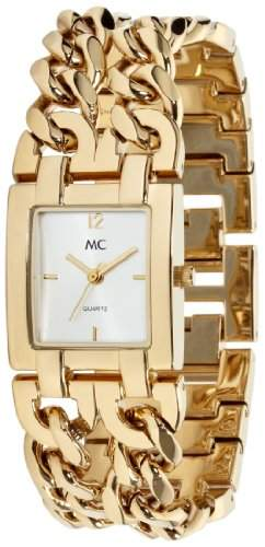 MC Timetrend Damen-Armbanduhr Analog Quarz Metall 18573