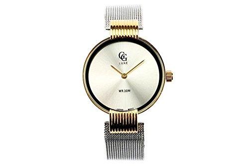 GG Luxe Armband Metal Silber Vendome