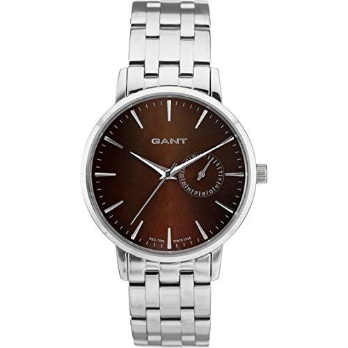 GANT Damen Armbanduhr Analog Quarz Edelstahl W10923