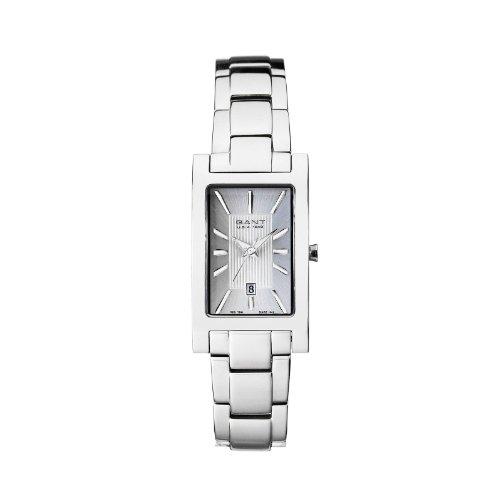 GANT Damen Armbanduhr Analog Quarz Edelstahl W70042