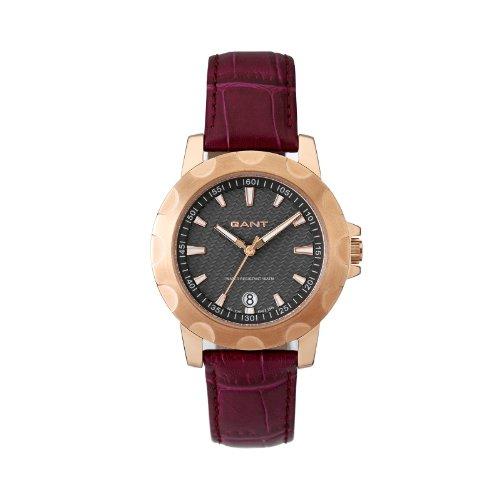 GANT Damen Armbanduhr Analog Quarz Leder W10963